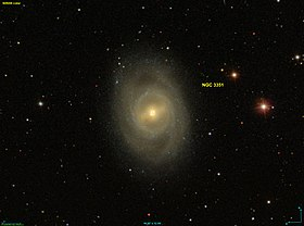Image illustrative de l'article M95 (galaxie)