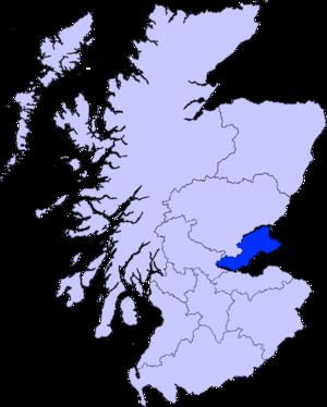NHS Fife - Image: NH Sfife
