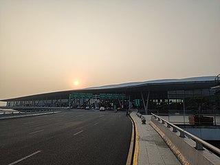 Nanjing Lukou International Airport International airport serving Nanjing, Jiangsu, China