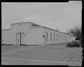 NORTH FRONT, NORTHWEST CORNER - Torpedo Storehouse, Second Street and Dedrick Drive, Keyport, Kitsap County, WA HABS WA-258-2.tif