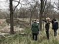 NTIR Staff explain details about Rock Creek Crossing in Council Grove, KS - 4 (b1cff17ecb6f46c8a20cf1ab3d05ac03).JPG