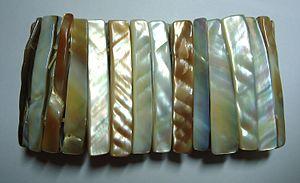 Nacre - Nacre bracelet