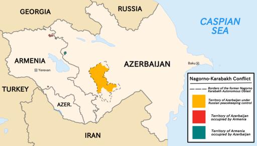 Nagorno-Karabach conflict