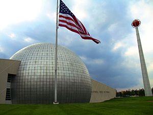 Naismith Memorial Basketball Hall of Fame - Image: Naismith Memorial Basketball Hall of Fame