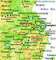 Nanjing Area - Lower Yangtse Valley & Eastern China Map.jpg