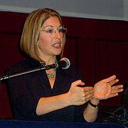 Naomi Klein en Berlin, Octubre 2007.