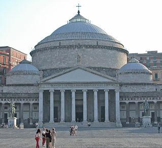 San Francesco di Paola, Naples church