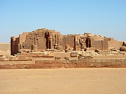 Naqa, a ruined ancient city of the Kushitic Kingdom of Meroë, Island of Meroe, Sudan.jpg