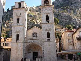 Natural and Culturo-Historical Region of Kotor - The Cathedral of Saint Tryphon