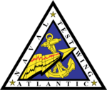 Naval Test Wing Atlantic (US Navy) patch 2014.png