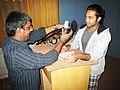 Navdeep Pallapollu - TeachAIDS Recording Session (13550596493).jpg