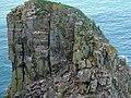 Needle Rock, Dinas - geograph.org.uk - 1207983.jpg