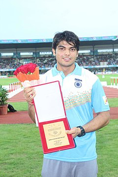 Neeraj Chopra Of India(Javelin).jpg