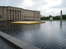 Nelson-Atkins Museum of Art - old facade.JPG
