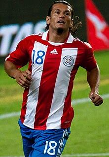 Nelson Valdez Paraguayan footballer