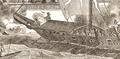Neptun (Schiff, 1693) Detailvergroesserung Bug bis Mittschiffs.png
