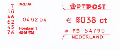 Netherlands stamp type QC5A.jpg