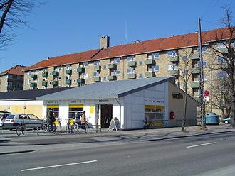 Netto (store) - A Netto store at Lygten, in Copenhagen
