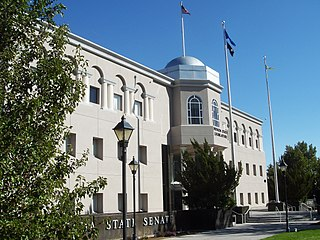 Nevada Legislature Building, Carson City