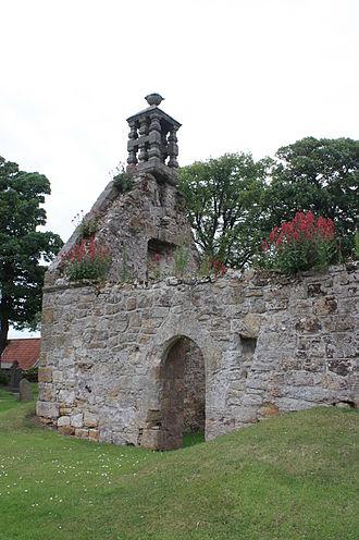 Newburn, Fife - Newburn church, Fife