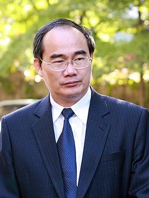 Nguyễn Thiện Nhân - Image: Nguyen Thien Nhan 2
