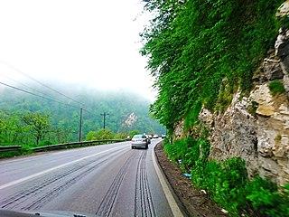 Road 77 (Iran) Road in Iran