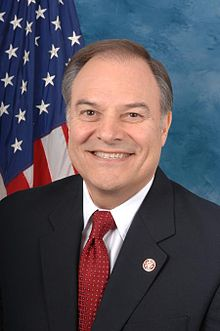 Nick Lampson, official 110th Congress photo portrait, color.jpg
