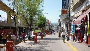 Ciudad Nicolás Romero - View of Ciudad Nicolás Romero.