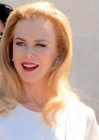 Grace of Monaco (film) - Star Nicole Kidman promoting the film at the Cannes Festival.