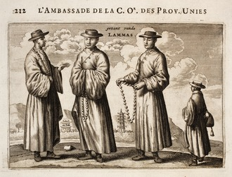 L'ambassade de la Compagnie Orientale des Provinces Unies, 1665 (Embassy of the Dutch East India Company) Nieuhof-Ambassade-vers-la-Chine-1665 0829.tif