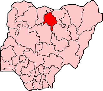 Idris Garba - Kano State in Nigeria