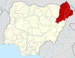 Nigeria Borno State map.png