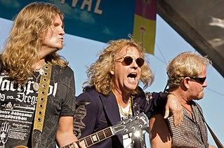 Night Ranger American rock band