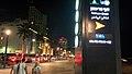 Night Tel Aviv beach (14858172099).jpg