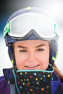 Nikol Kučerová Czech freestyle skier