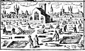Nine images of the plague in London, 17th century Wellcome L0016640 (cropped) 7.jpg
