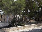 Nissen Huts at Ta' Qali, Malta.JPG
