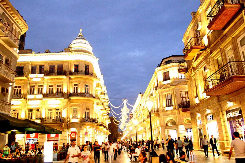 Nizami Street - baku