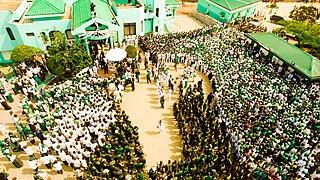 Kimbanguism Christian new religious movement