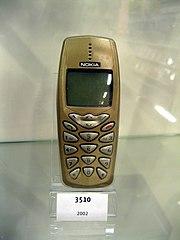 suoneria nokia 3510