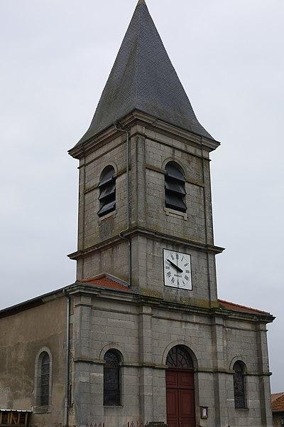 Église de Nonsard-Lamarche.