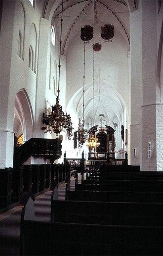 St Martin's Church, Randers - Image: Nordenskirker Morten(11)