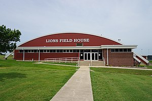 North Central Texas College - Lions Field House on the Gainesville campus