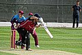 North Middlesex CC v Hampstead CC at Crouch End, Haringey, London 23.jpg