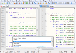 Screenshot Notepadu++