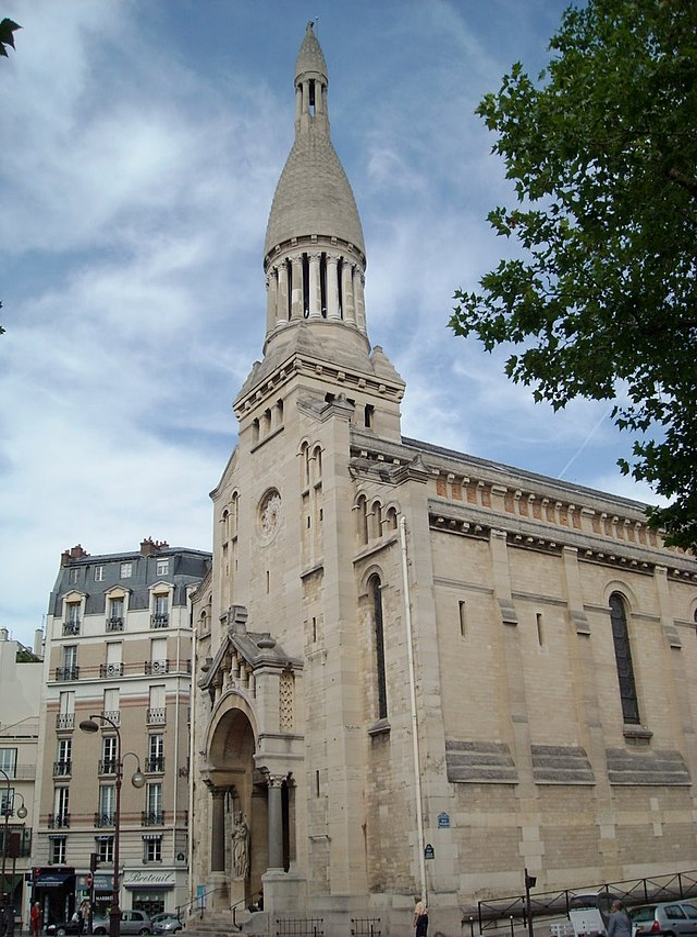 Paroisse Notre-Dame d'Auteuil