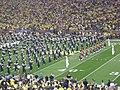 Notre Dame vs. Michigan football 2013 01 (ND band).jpg