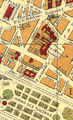 Nouveau Cirque on the rue Saint-Honoré on an 1893 Paris map - UChicago.png