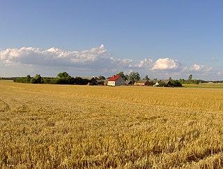 Sępólno County County in Kuyavian-Pomeranian Voivodeship, Poland