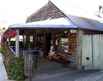 Nundle, New South Wales - A shop, Jenkins St, Nundle, NSW